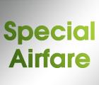 Special Airfare